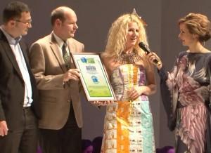 lavera NATURKOSMETIK als Green Brand ausgezeichnet - Mit der Auszeichnung kann lavera Naturkosmetik, made in Germany, das internationale GŸtesiegel Green Brand Germany verwenden
