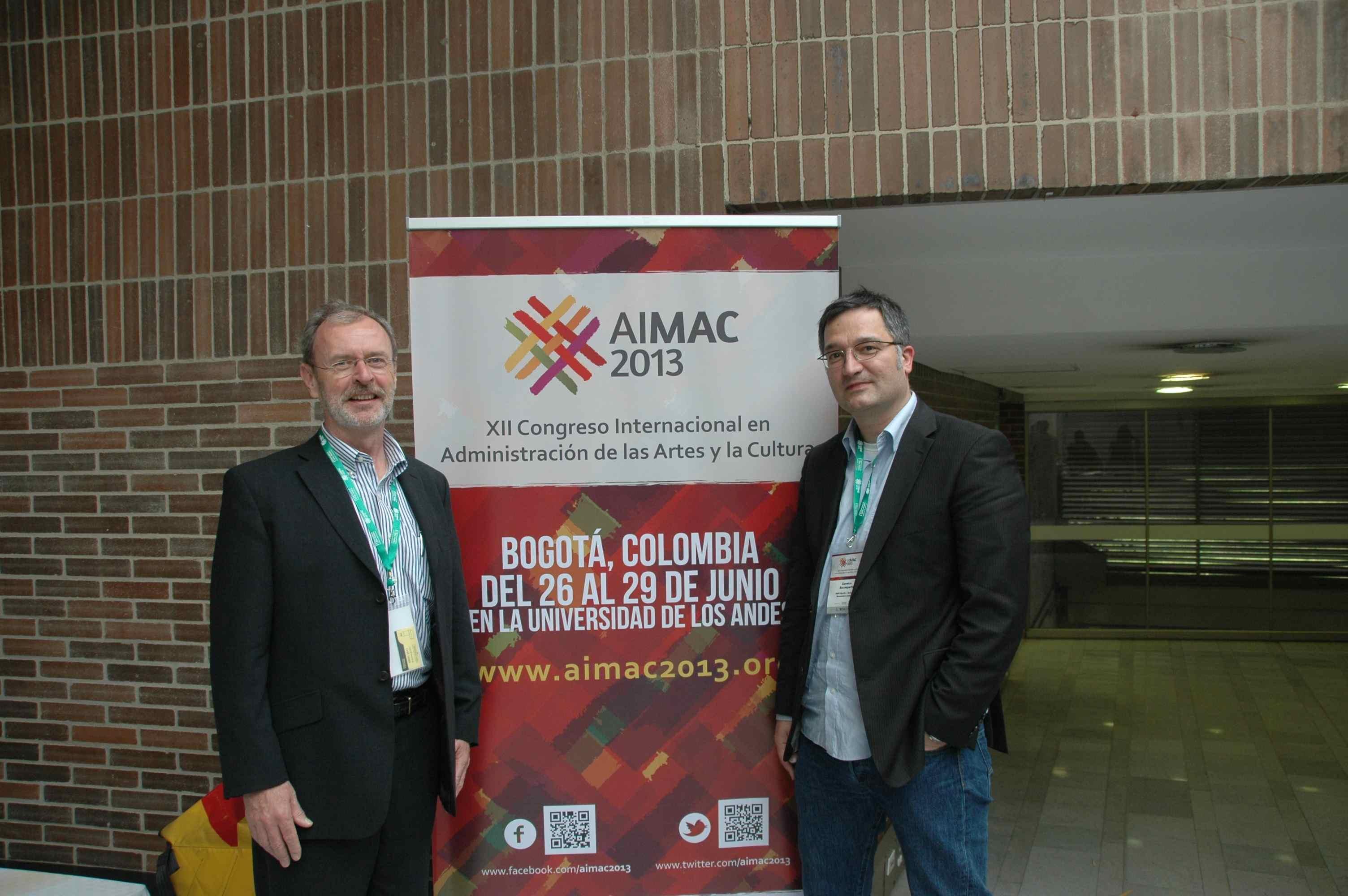AIMAC 2103 Konferenz