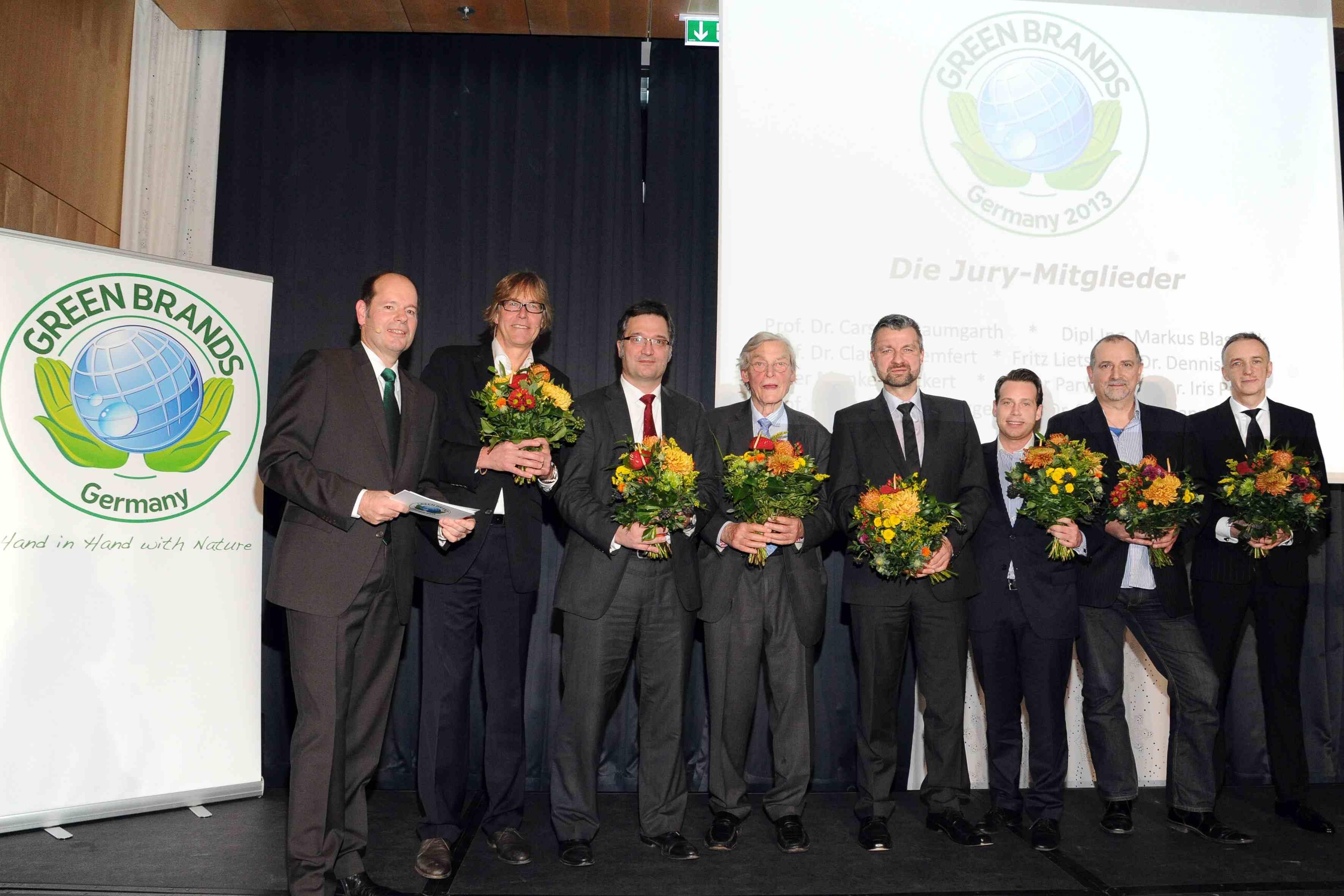 GREEN BRANDS Germany Gala_27.11.2013